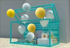 气球装饰设计