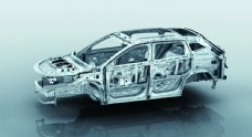 汽车结构图