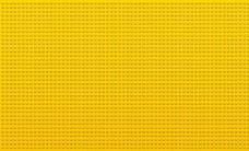 黄色波点背景
