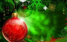 梦幻圣诞挂球