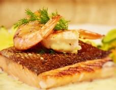 美食 烤鱼