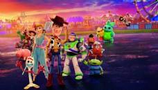 迪士尼电影玩具总动员4海报