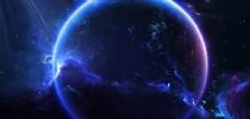 地球背景素材