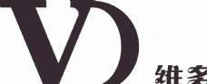 VD维多门头logo