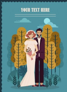 情侣婚纱照