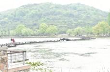 嘉兴南北湖春天风景摄影高清图