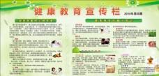 夏季宣传 健康教育宣传