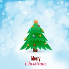 圣诞树背景
