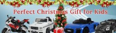 童车圣诞节banner