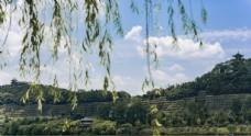 山清水秀的自然风景