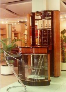 订制酒吧设计家具实木