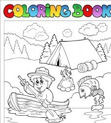 儿童手绘画