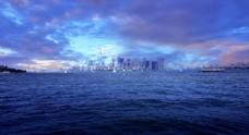 海天一色蓝海