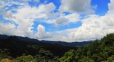 安徽天堂寨风景