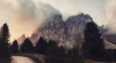 壮丽的自然风景