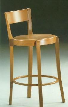 酒吧椅设计家具实木