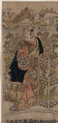 西村重信浮世绘作品