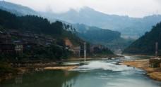 都柳江畔风景