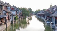浙江西塘古镇