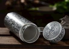 银杯子高清图 淘宝高清 印刷图