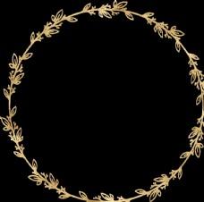 金花环花圈
