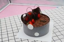 美味生日蛋糕
