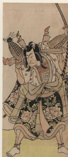 胜川春好浮世绘作品