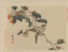 松村景文浮世绘作品