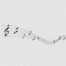 音符免抠素材