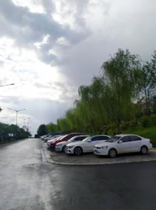 城市街道风景