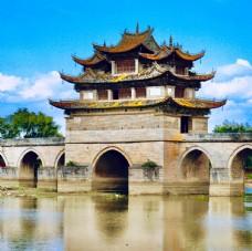 云南建水双龙桥