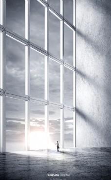 艺术空间海报