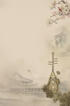 古典江南工笔画