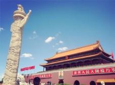 精选北京天安门广场经典风景