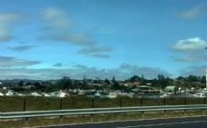 新西兰20号高速路风景