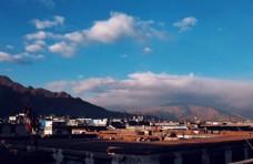 西藏背景图 背景 旅游摄影