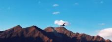 蓝天白云 西藏背景图 背景 旅