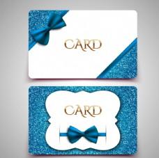 蝴蝶结卡片