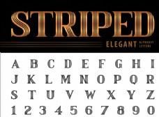 英文字母数字
