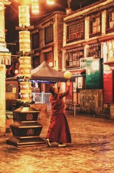 西藏背景图 背景 旅
