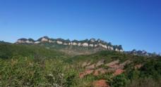 十八罗汉山