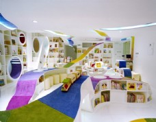 图书馆高清图