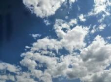 天空  白云   晴天  蓝天