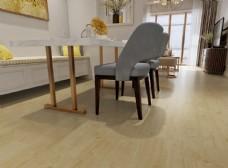 室内设计 餐厅 地板 木地板
