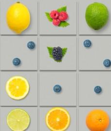 水果元素PNG 水果免抠图