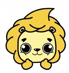 小狮子logoicon