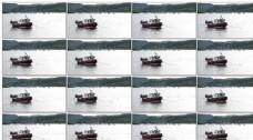 停泊的漁船