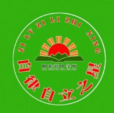 遵化市燕山阳光学校徽章