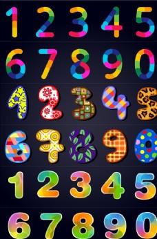 立方体数字