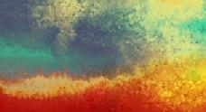 彩色渐变背景